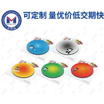 弹性橡胶磁